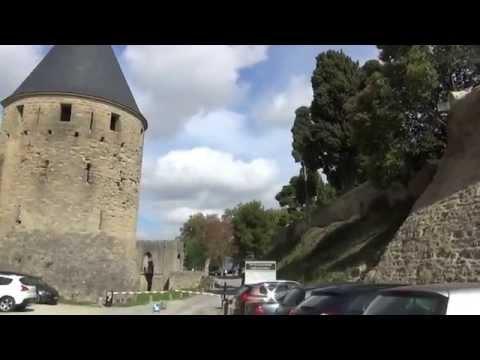 JWWT: Visits Carcassonne, France Oct 2014