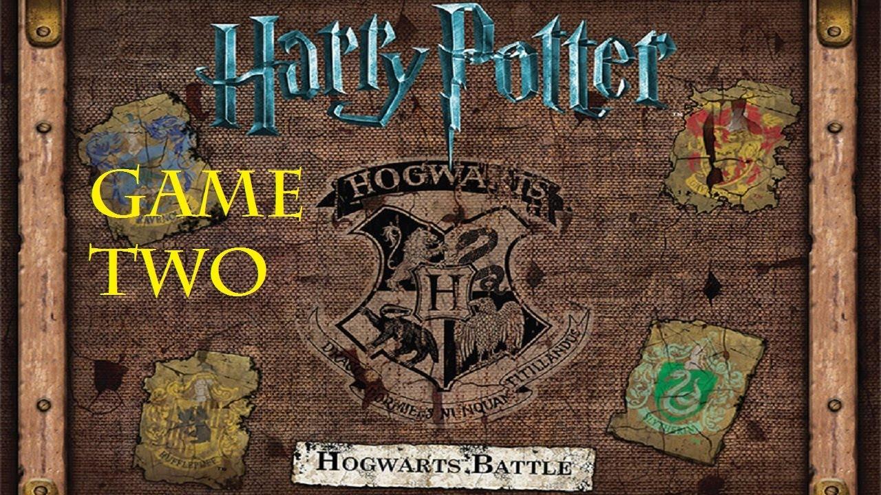 Harry Potter Hogwarts Battle: Game Two: Episode 2