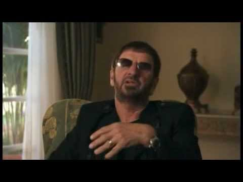 George Harrison's last words with Ringo Starr