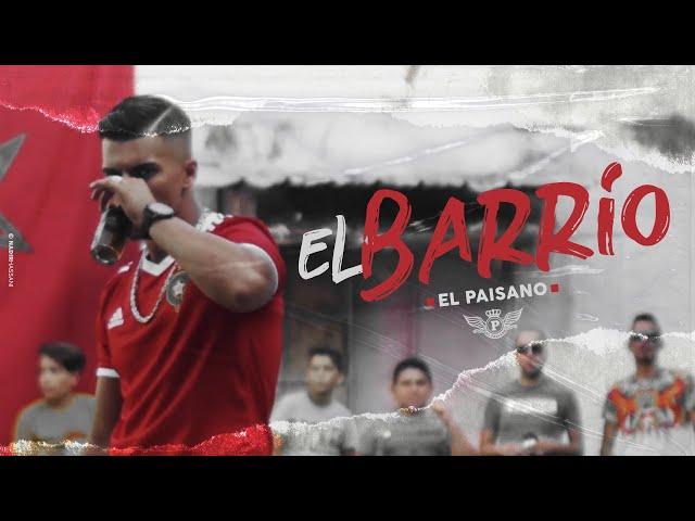El Paisano - El Barrio (EXCLUSIVE Music Video)