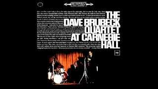 The Dave Brubeck Quartet - Castilian Drums - At Carnegie Hall