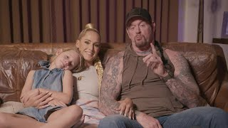 Undertaker brawls with family in WWE 2K Battlegrounds - available now