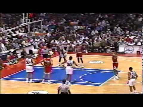 1991-92 Bulls vs. Sixers (6/8)