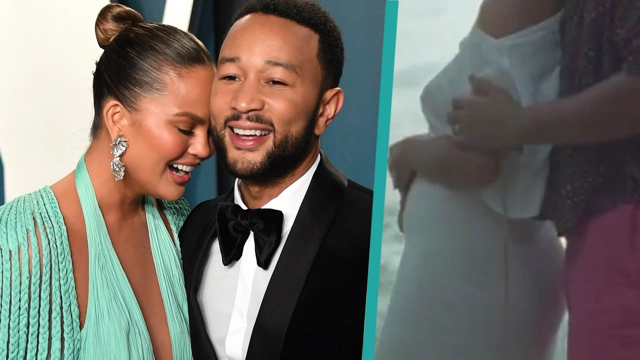 Chrissy Teigen and John Legend reveal they are expecting baby No ...