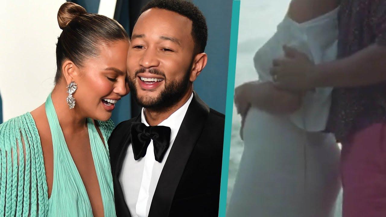 John Legend and Chrissy Teigen Announce New Pregnancy ...