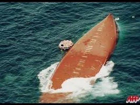 "Naufragio del ""Le Joola"", Gambia / The Shipwreck of the ""Le Joola""  in Gambia [IGEO.TV]"