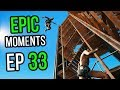 PUBG: Epic & Lucky Moments Ep. 33