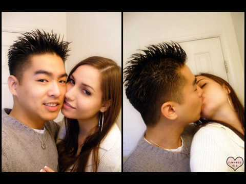Asian men with latinas