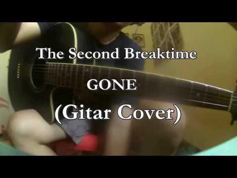 The second breaktime - gone ( gitar cover)