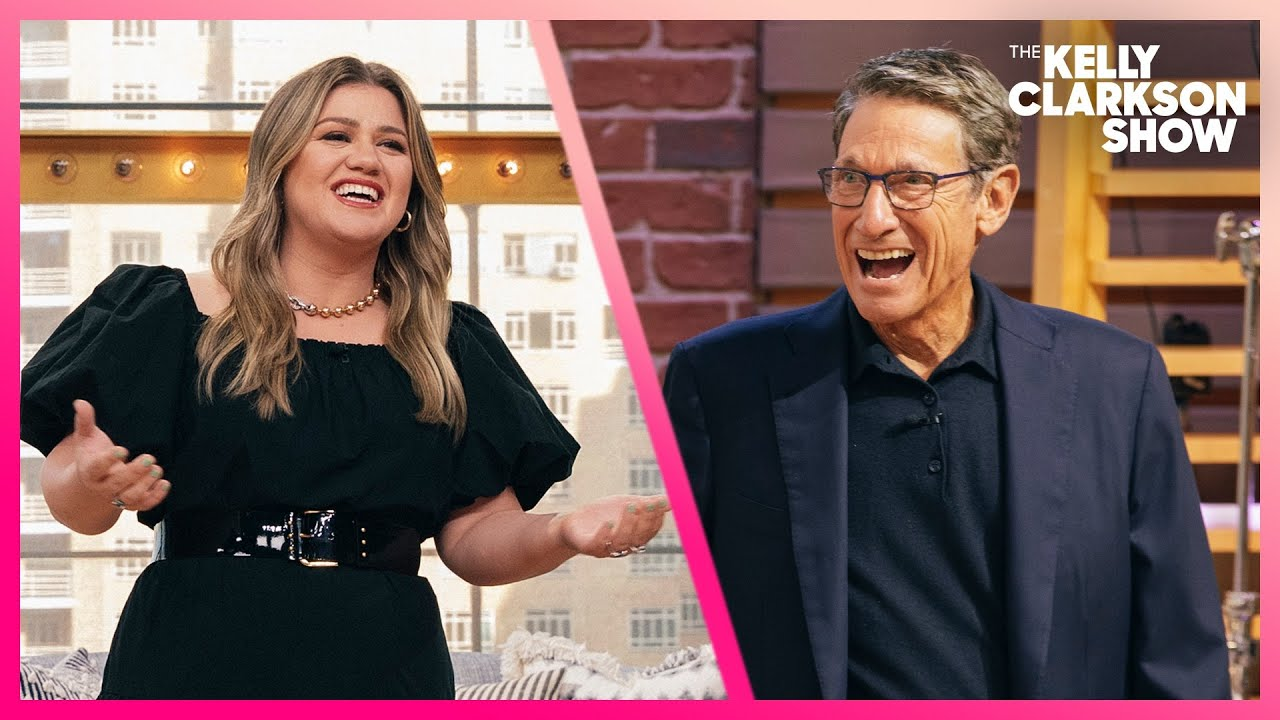 Maury Povich Jokes About Kelly Besting Him At Emmy Awards