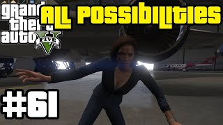 GTA V - Legal Trouble (All Possibilities)