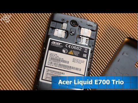 Acer Liquid E700 Trio im Test [HD] Deutsch