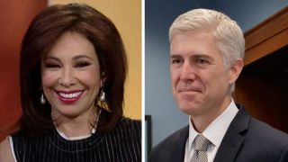 Judge Jeanine: Trump should use 'nuclear option' for Gorsuch