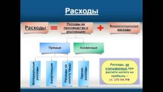 Расчет и уплата налога на прибыль организаций(Больше информации об отчетности бизнеса понятным языком смотрите бесплатно здесь http://buhuchetaudit.ru/moskva_ru/video/, 2014-08-02T11:44:40.000Z)
