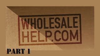 Where To Find Dropshipping & Wholesale Suppliers UPDATED! Part 1