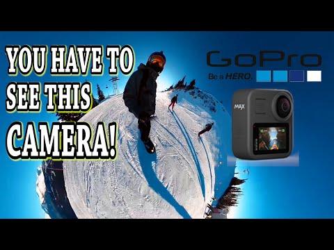 GoPro Max 360 Camera Review at Whistler, BC