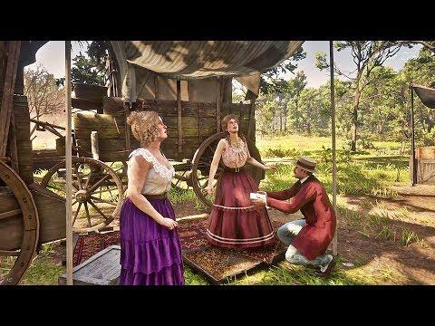 Mr. Trelawnys' Magic Tricks / Hidden Dialogue / Red Dead Redemption 2 thumbnail