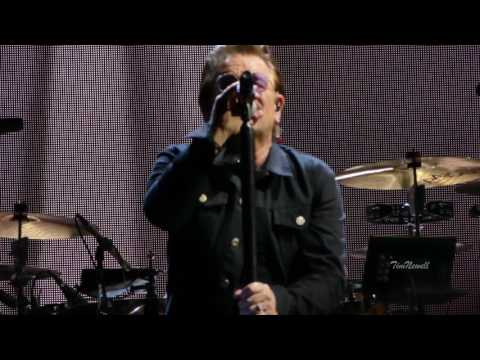 U2 Where The Streets Have No Name , 4K, HQ Audio  Cleveland  July 1st, 2017