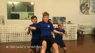 Boys Crew Can Jump @ YBR Dance Newtown