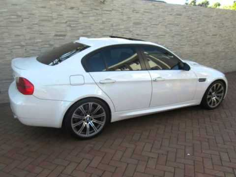 2008 BMW M3 4 DOOR DCT SUNROOF Auto For Sale On Auto Trader South ...