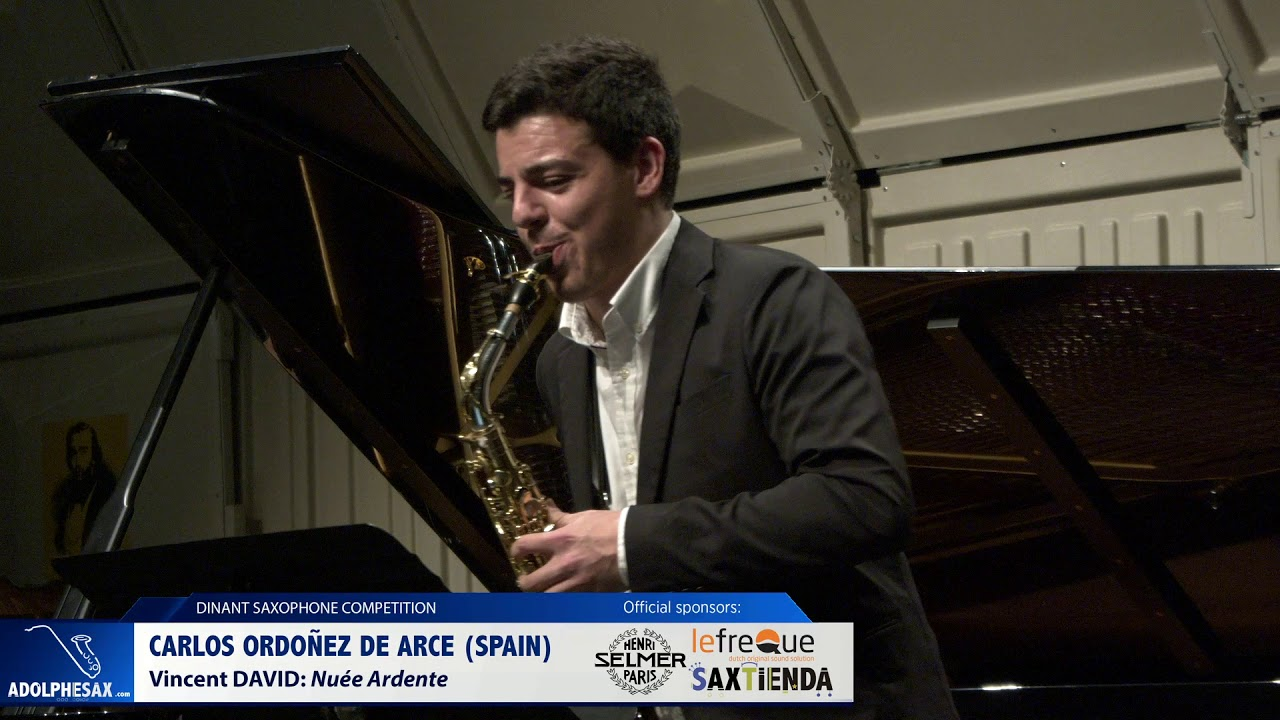 Carlos Ordoñez de Arce (Spain) - Nuée Ardente by Vincent David (Dinant 2019)