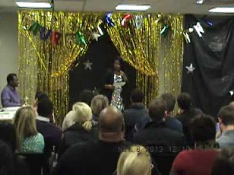 Laureate's Got Talent 2013 part 1