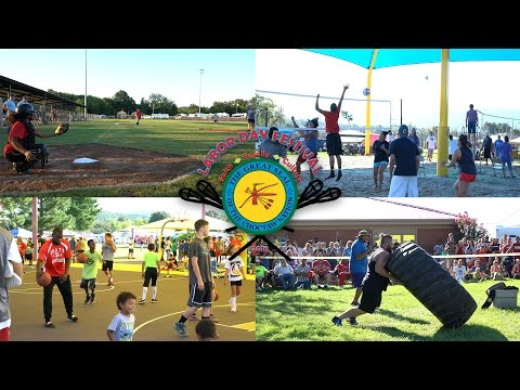 Labor Day 2016 -  Sports and Fitness