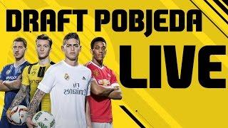 OSVAJAMO DRAFT U LIVEU!!! FIFA 17 FUT DRAFT