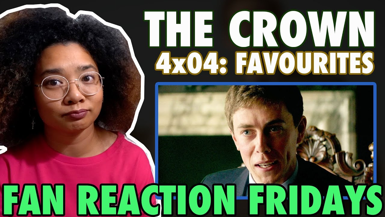 """Download THE CROWN Season 4 Episode 4: """"Favourites"""" Reaction & Review 