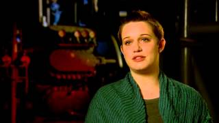 "World War Z Set Interview: Daniella Kertesz, ""Segen"""