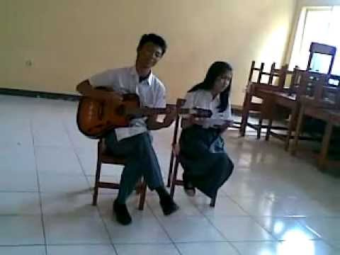 Last Child - Penantian ( cover by maherdika dan alty )