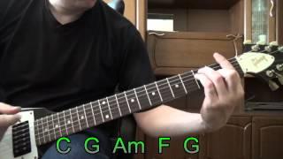 Чайф -- Никто не услышит(Ой-йо) Как играть на гитаре