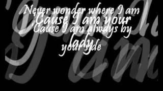 celine dion - im your lady [lyrics]