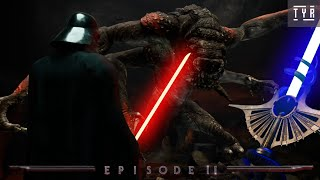 STAR WARS VADER IMMORTAL Ep 2 - Gameplay Full Walkthrough  - No commentary (Oculus Quest)