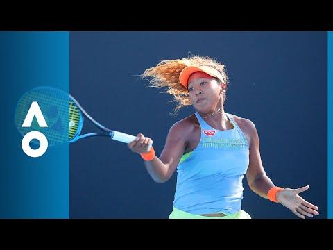 Naomi Osaka v Kristina Kucova match highlights (1R) | Australian Open 2018