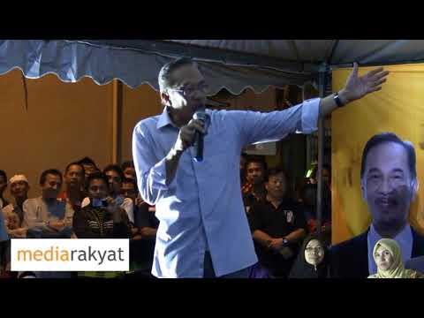 Anwar Ibrahim: Najib Menteri Kewangan Terbaik Di Dunia?