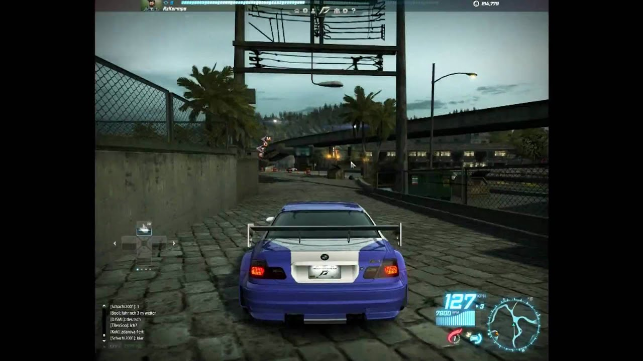 Need For Speed World Gameplay Bmw M3 Gtr E46 Youtube
