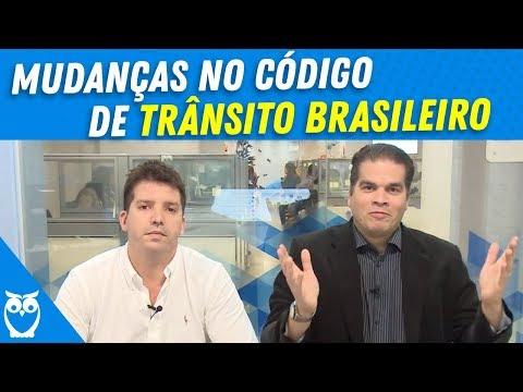 Mudanças no Código de Trânsito Brasileiro | Aulão Gratuito