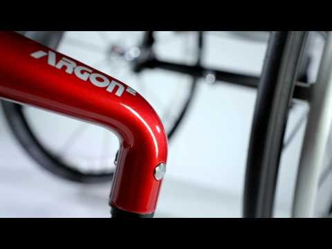 Quickie Argon² - Vastframe rolstoel