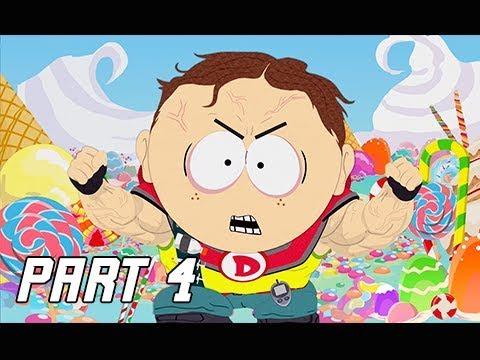 South Park The Fractured But Whole Walkthrough Part 4 - Sugar Rage (Let