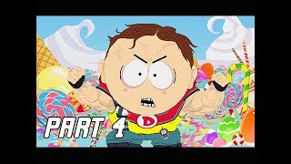 South Park The Fractured But Whole Walkthrough Part 4 - Sugar Rage (Let's Play Commentary)