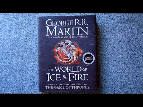 The World of Ice & Fire [SPOILER FREE Book Review]
