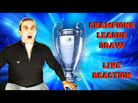 THE GROUP OF DEATH IS UNREAL! | Champions League Group Stage Draw Reaction | BKRsport Talk