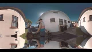 Teflon Brothers - Lähiöunelmii ft. Mariska (360 Behind The Scenes)