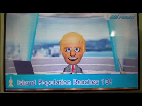 Tomodachi Life - Mii News - Island Population Reaches 10!