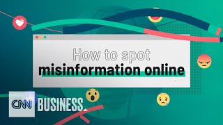 How to spot misinformation online