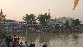 Chatt Pooja Raipur Chattisgarh