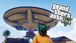 GTA 5 Next Gen - Unobtainable Vehicles Online! Rare Cargo Plane, UFO & Cars! (GTA 5 Funny Moments)
