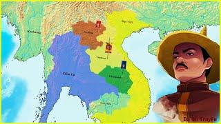 Lịch sử hình thành đất nước Lào - Tóm tắt lịch sử Đông Nam Á #5 - Dã Sử Truyện