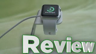 Xtorm Apple Watch Charging Dock Stand Review